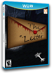 The Letter eShop cover (ATLE)
