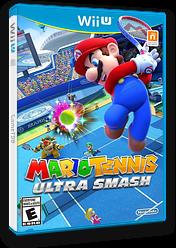 Mario Tennis: Ultra Smash WiiU cover (AVXE01)
