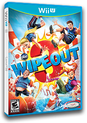 Wipeout 3 WiiU cover (AW3E52)