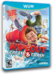 Wipeout: Create & Crash WiiU cover (AW4E52)