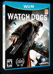Watch Dogs WiiU cover (AWCE41)