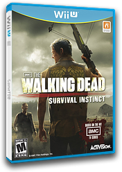 The Walking Dead: Survival Instinct WiiU cover (AWDE52)