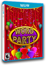 Word Party eShop cover (AWPE)
