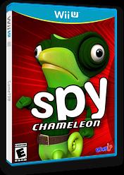 Spy Chameleon eShop cover (BC9E)