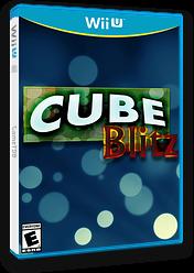 Cube Blitz eShop cover (BLZE)
