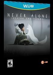 Never Alone (Kisima Ingitchuna) eShop cover (BNAE)