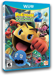 Pac-Man and the Ghostly Adventures 2 WiiU cover (BPMEAF)