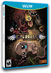 The Binding of Isaac: Rebirth eShop cover (BRXE)