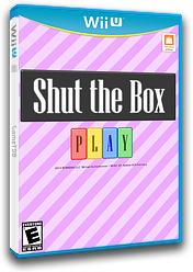 Shut the Box eShop cover (BSHE)