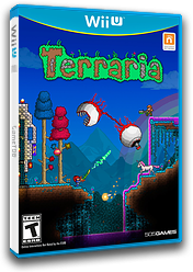 Terraria WiiU cover (BTXEGT)