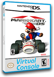 Mario Kart DS VC-DS cover (DACE)