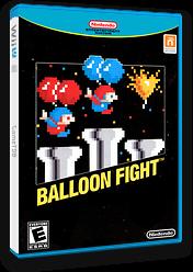 Balloon Fight VC-NES cover (FAJE)