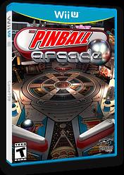 Pinball Arcade eShop cover (WACE)