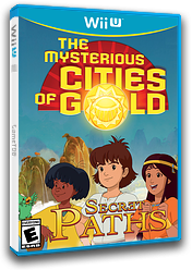 The Mysterious Cities of Gold: Secret Paths eShop cover (WC3E)