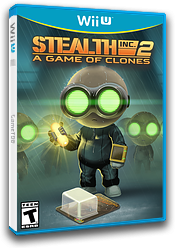 Stealth Inc 2: A Game of Clones eShop cover (WCGE)