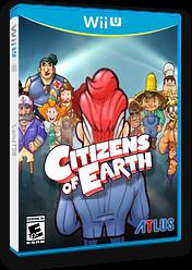 Citizens Of Earth eShop cover (WCUE)