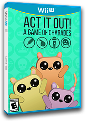 ACT IT OUT! A Game of Charades eShop cover (WGQE)