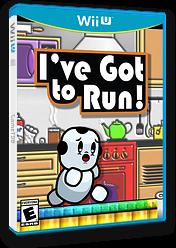 I've Got to Run! eShop cover (WGTE)