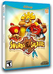 Swords & Soldiers eShop cover (WKSE)