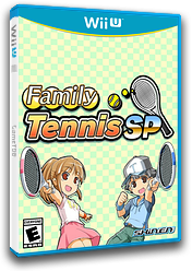 Family Tennis SP eShop cover (WLKE)