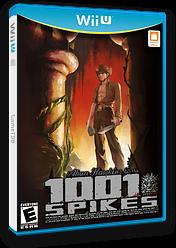 1001 Spikes eShop cover (WM9E)