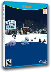 My Arctic Farm eShop cover (WMAE)