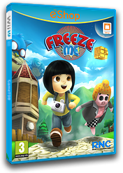 Freeze Me eShop cover (AF4P)
