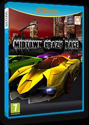 Midtown Crazy Race eShop cover (BCRP)
