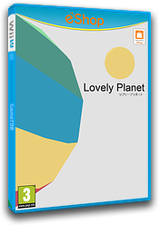 Lovely Planet eShop cover (BLVP)