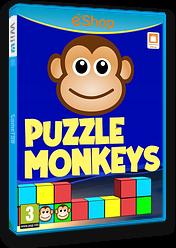 Puzzle Monkeys eShop cover (BPZP)