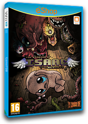 The Binding of Isaac: Rebirth eShop cover (BRXP)