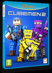 Cubemen 2 eShop cover (WANP)