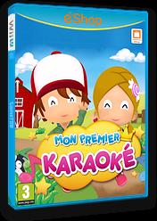 Mon Premier Karaoké eShop cover (WMKP)