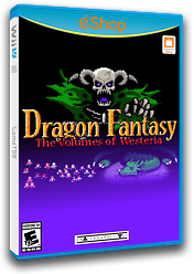 Dragon Fantasy: The Volumes of Westeria eShop cover (ADWE)