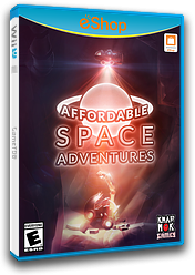 Affordable Space Adventures eShop cover (AFSE)