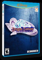 Dragon Fantasy: The Black Tome of Ice eShop cover (AFYE)