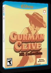 Gunman Clive HD Collection eShop cover (AGWE)