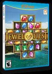 Jewel Quest eShop cover (AJQE)