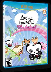 Luv Me Buddies Wonderland eShop cover (ALVE)