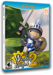 Wind-up Knight 2 eShop cover (AN2E)