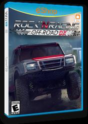 Rock 'N Racing Off Road DX eShop cover (ARXE)