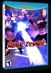 Rock Zombie eShop cover (ARZE)