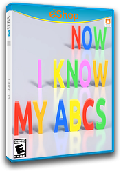 Now I know my ABCs eShop cover (BC7E)
