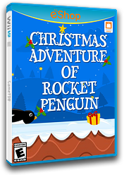 Christmas Adventure of Rocket Penguin eShop cover (BCKE)