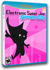 Electronic Super Joy: Groove City eShop cover (BESE)