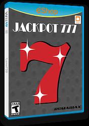 Jackpot 777 eShop cover (BMWE)