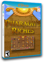Slots - Pharaoh's Riches eShop cover (BP3E)