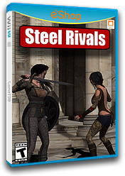 STEEL RIVALS eShop cover (BRCE)