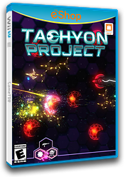Tachyon Project eShop cover (BTCE)
