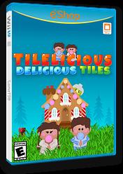 Tilelicious: Delicious Tiles eShop cover (BTSE)